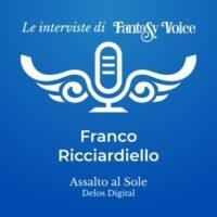 Fantasy Voice intervista Franco Ricciardiello - solarpunk.it